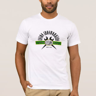 Facklig Ironworker Tee Shirt