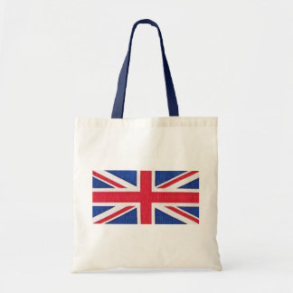 Facklig jack - flagga av Förenade kungariket Budget Tygkasse