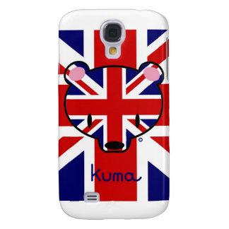 Facklig jack Kuma-chan Galaxy S4 Fodral