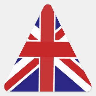 Facklig jack triangelformat klistermärke