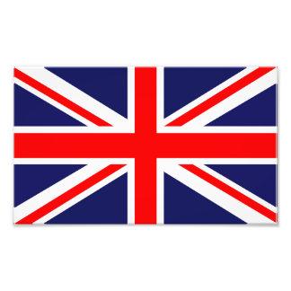 Facklig jack - UK-flagga Foton
