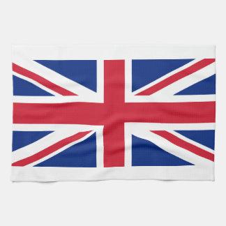 Facklig jack: United Kingdom flagga Kökshandduk