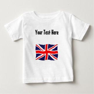 Facklig jackflagga - anpassade med din text! tee shirt