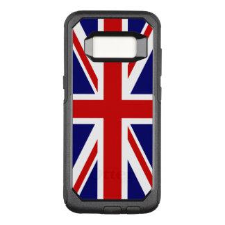 Facklig jackflagga av Förenade kungariket OtterBox Commuter Samsung Galaxy S8 Skal