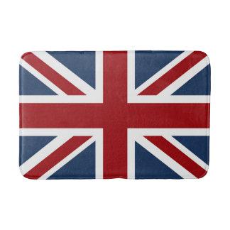 Facklig jackflagga för klassiker badrumsmatta
