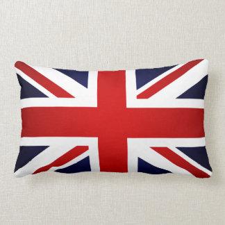 facklig jackflagga - Storbritannien brittisk Lumbarkudde