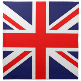 Facklig jackflagga tygservett