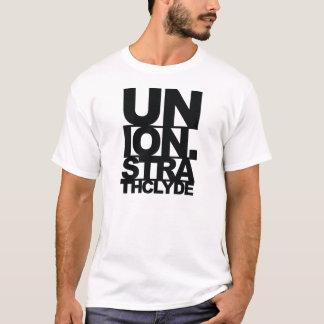 Facklig textdesign t-shirt