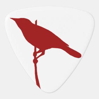 Fågel Gitarr Plektrum