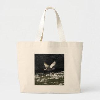 fågel jumbo tygkasse