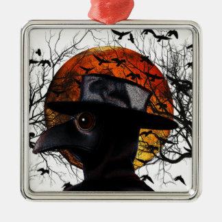 Fågel-man Julgransprydnad Metall