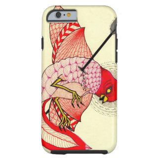 fågel med pilen tough iPhone 6 fodral