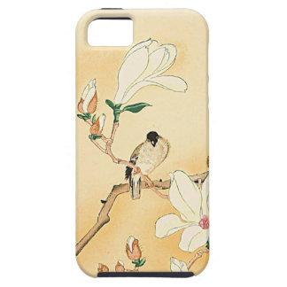 Fågel på det HÄRLIGA fodral för MagnoliaiPhone 5 iPhone 5 Fodral
