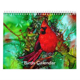 Fågelkalender Kalender
