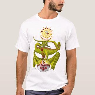 Fågeln av Hermes Tee Shirt