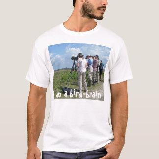Fågelskådare skjorta tee shirt