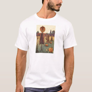 Fågelskrämmajack o lanternpumpa tee shirts