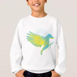 Fåglar av en fjäder t shirt