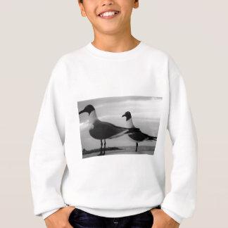 Fåglar av en fjäder tee shirt