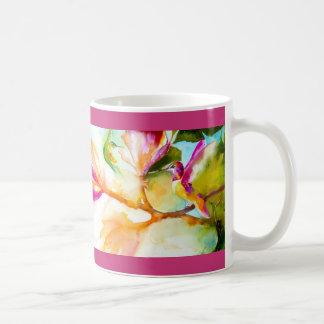 Fåglar av paradisHummingbirdtrycket Kaffemugg