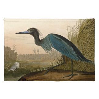 Fåglar för Heron för Audubon blåttkran av Amerika Bordstablett