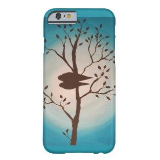 Fåglar på fodral för gren iPhone6 Barely There iPhone 6 Skal