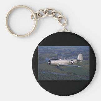 Fairchild XNQ-1, flyg 1947_Classic Rund Nyckelring