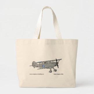 Fairey Fantome flygplan Jumbo Tygkasse