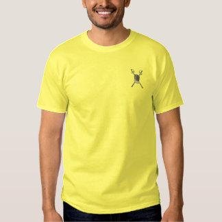 Fäkta Broderad T-shirt