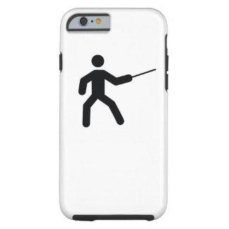 FÄKTA | den kalla sportsymbolen Tough iPhone 6 Fodral