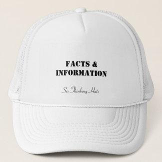 Fakta & information, sex tänkande hattar keps