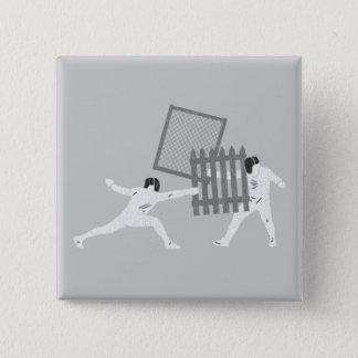 Fäkta Standard Kanpp Fyrkantig 5.1 Cm