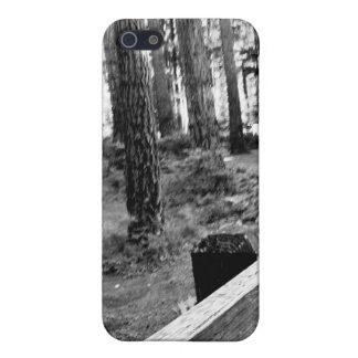 Fäktad skogen iPhone 5 cover