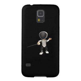 Fäktare Galaxy S5 Fodral