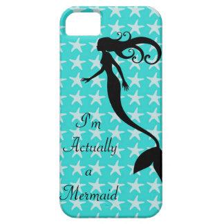 Faktiskt I-förmiddag en sjöjungfru iPhone 5 Hud