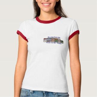 Faktureringar parkerar USA, denna är min T Shirt