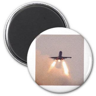 Falconet barkass magneter för kylskåp