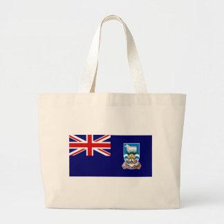 Falkland Islands flagga (Malvinas) FK Jumbo Tygkasse