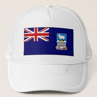 Falkland Islands flagga Truckerkeps