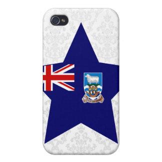 Falkland+Östjärna iPhone 4 Skal