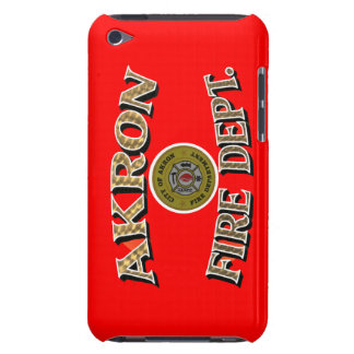 Fall för Akron brandstationAndroid iPod Touch Case-Mate Fodral