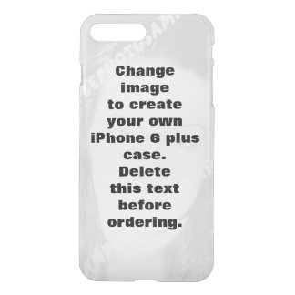 Fall för plus för personligfoto iPhone7 iPhone 7 Plus Skal