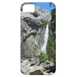 Fäll ned Yosemite Falls iPhone 5 Case-Mate Skal