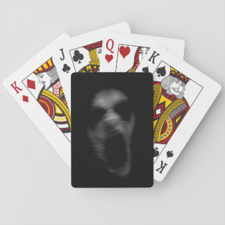 Falln mentala störningar spelkort