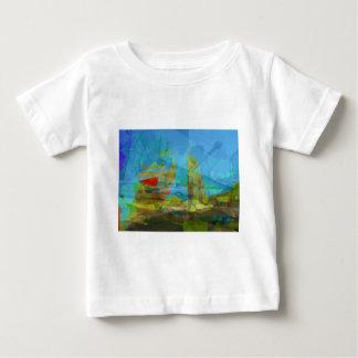 Fält av krig tee shirt