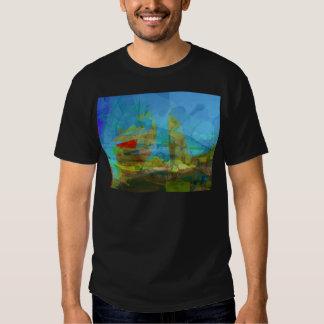 Fält av krig tee shirts