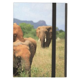 Familj av elefanter iPad air fodral