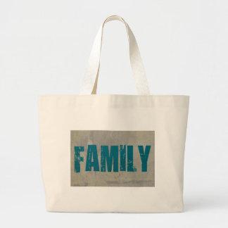 Familj Tote Bags
