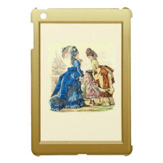 Familj på terrassen iPad mini fodral