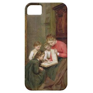 Familjalbum, 1869 (olja på kanfas) iPhone 5 cover